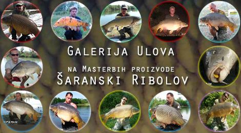 Galerija Ulova na Masterbih Proizvode