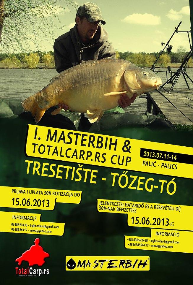 Flyer Masterbih & Totalcarp.rs Kup Tresetiste