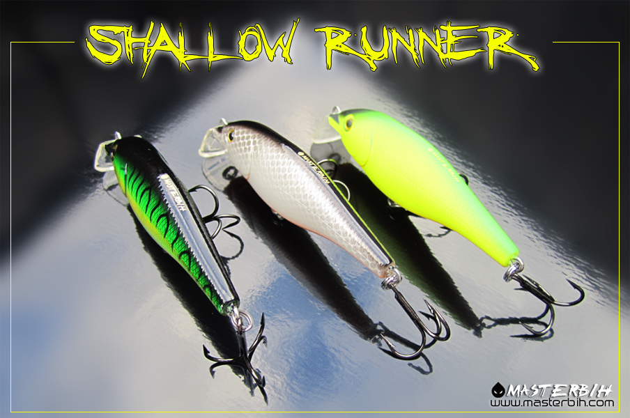 Masterbih Shallow-Runner